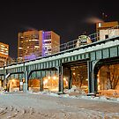 RailBridge at the Forks by Geoffrey