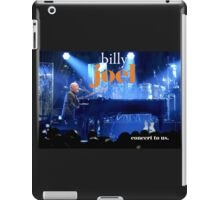 Billy Joel America Tour 2015 iPad Case/Skin