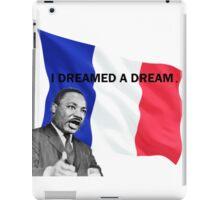 I dreamed a dream iPad Case/Skin