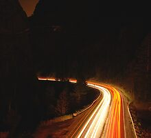 Highway 6 by Paul Crossland