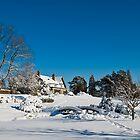 Gairloch House in Winter by MarkEmmerson