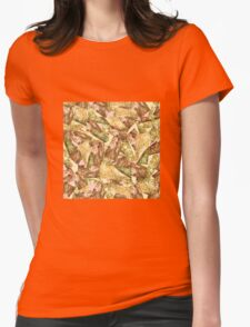 Nature 3 Womens Fitted T-Shirt