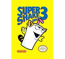 Super Shake Bros. 3 (Print Version) Photographic Print