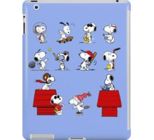 Snoopy - All characters iPad Case/Skin