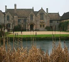 Great Chalfield Manor by RedHillDigital
