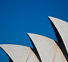 Sydney Opera House by snowgum