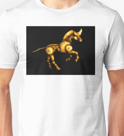 Clockwork unicorn Unisex T-Shirt