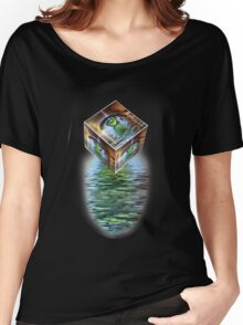 The Eye of the Beholder Women's Relaxed Fit T-Shirt