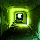 Cane Hill Mental Asylum - Tunnel by hiddenforests