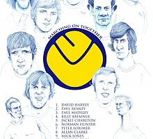 Leeds United FA Cup by Dan Bartlett