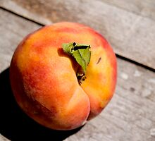 The Peach by Sarah McTernen