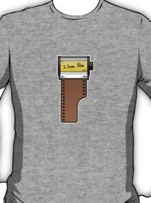 I love film T-Shirt