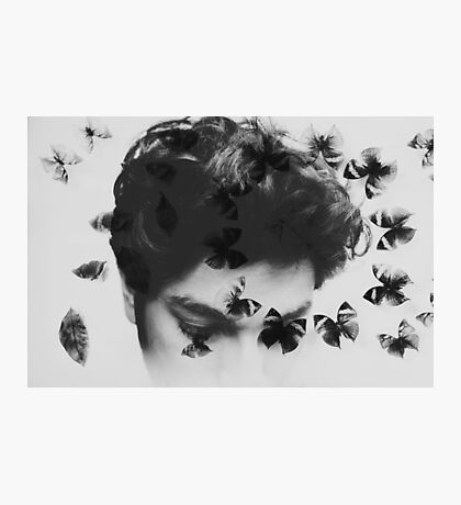 butterfly effect Photographic Print