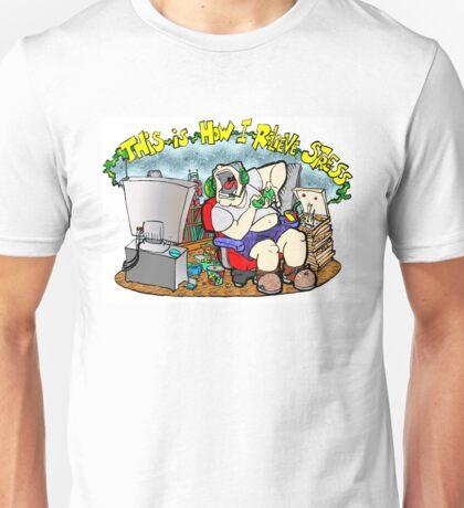 Gamer Stress Unisex T-Shirt