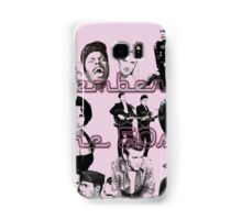 50s Collage Samsung Galaxy Case/Skin