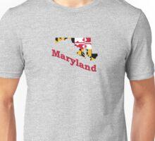 maryland state flag Unisex T-Shirt