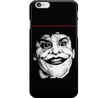 Dance with the Devil iPhone Case/Skin
