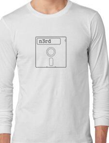 nerd ALERT Long Sleeve T-Shirt