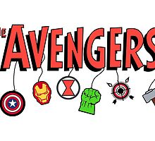 The new Avengers design! by TeeMan1