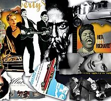 50s Collage 2 by thematics