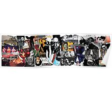 50s Collage 2 Poster