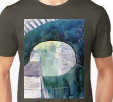 'Neath the Arches, Skipton Canal Unisex T-Shirt