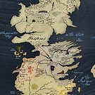 Westeros iPhone Case by jamaziing