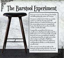 The Barstool Experiment by QGPennyworth