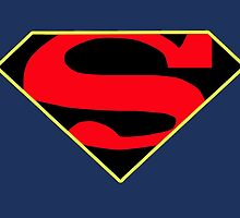 Superman Symbol Post Convergence Symbol by gentilj17