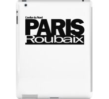 Paris - Roubaix iPad Case/Skin