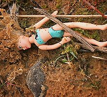 Dead Barbie by gary becker
