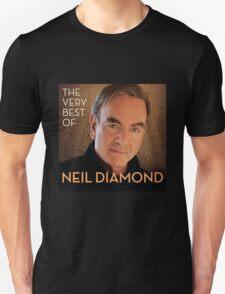 Neil Diamond Concert tour 2015 T-Shirt