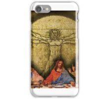 Da Vinci Collage iPhone Case/Skin