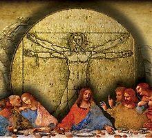 Da Vinci Collage by thematics