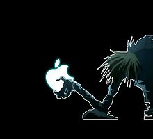 Ryuk Love Apple 2 by SuppaDagon