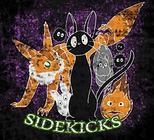 Sidekicks by Rainey April