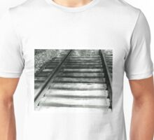 On the right Track Unisex T-Shirt