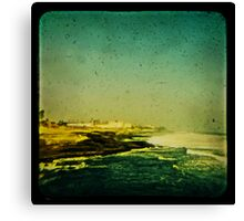 Ttv: Home On The Water Canvas Print