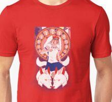 Wolf Princess Unisex T-Shirt