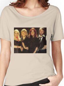 ABBA  Women's Relaxed Fit T-Shirt