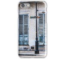 Dauphine & Ursulines iPhone Case/Skin