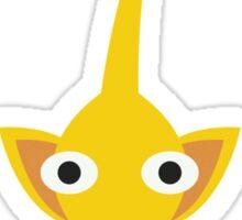 Yellow Pikmin Sticker
