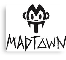 Madtown Canvas Print