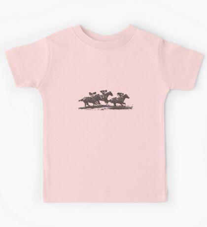 Horse Races Kids Tee