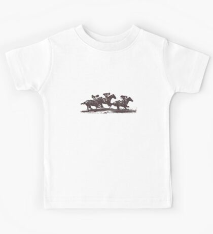 Horse Races Kids Tee