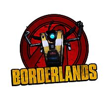 Claptrap - Borderlands by Shaun Traynor