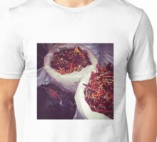 Chillies in Mexico  Unisex T-Shirt