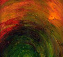 Ring-Around-The-Rosey by Liz Beaton