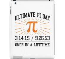 Ultimate Pi Day 2015 iPad Case/Skin