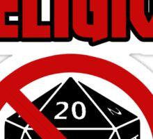 Bard Religion Sticker